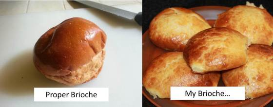 Brioche Compared