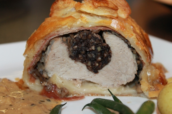 Pork Wellington Happiness Stan Lives Here