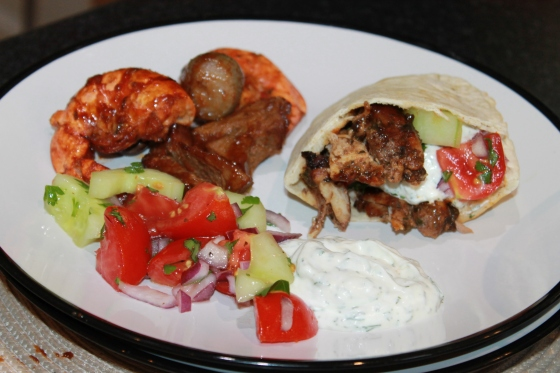 how to make doner sauce