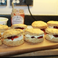 Speckled Scones (Baking fail #45)